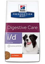 HILLS PDIET CANINE ID LOW FAT 12KG