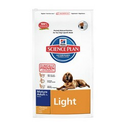 Hill's Science Plan - Mature Adult Light (3kg)