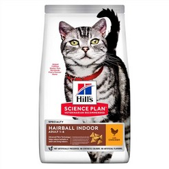 Hill's Science Plan - Indoor Cat (4kg)