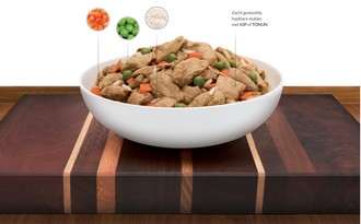 HILLS PDIET FELINE ID CHICKEN VEGETABLE STEW 82G
