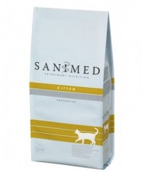 Sanimed Preventive Kitten 1,5kg