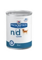 Hill's - n/d (blik 370g) - Prescription Diet