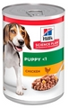 HILL'S Science Plan - Puppy Medium Chicken blik 370g