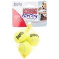 KONG AIR SQUEAKER TENNIS BALL XS