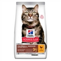 HILLS SCIENCE PLAN FELINE HAIRBALL CONTROL MATURE 7+ 1,5KG