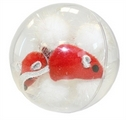 LUXURY CAT BAUBLE BAL MICE 10CM