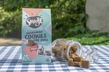 SMOOFL OVEN BAKED COOKIES FOR DOGS - BEEF BIG BITES 210GR