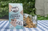 SMOOFL OVEN BAKED COOKIES FOR DOGS - DEER 210GR