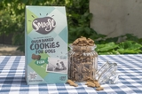 SMOOFL OVEN BAKED COOKIES FOR DOGS - FISH 210GR