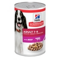 HILLS SCIENCE PLAN CANINE ADULT BEEF 370G
