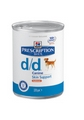 Hill's - d/d Salmon (blik 370g) - Prescription Diet